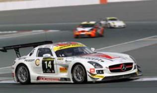 GDL RACING NEXT TO TOP-TEN AT DUBAI 24H