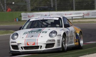 BABINI-BIANCO, GDL RACING AIM TO A NEW WIN AT IMOLA IN THE ITALIAN GT CUP CHAMPIONSHIP