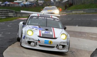 GDL RACING MAKES A BRILLIANT DEBUT IN A RAINY 24 HOURS AT THE NÜRBURGRING