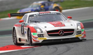 24H BARCELONA: GDL RACING SCORES A 2nd PLACE IN THE CLASS