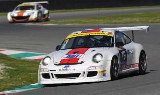 La GDL Racing conquista il podio al Mugello