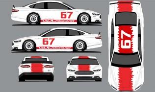 GDL Racing to enter the Nascar Whelen Euro Series
