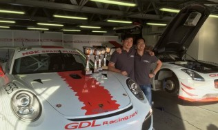 GDL Racing scores win in the NGK Racing Series at Dubai