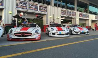 Dubai 24H still unlucky for GDL Racing