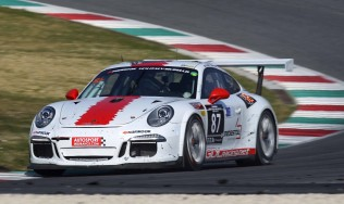 GDL Racing enters top-5 at 12H Italy-Mugello