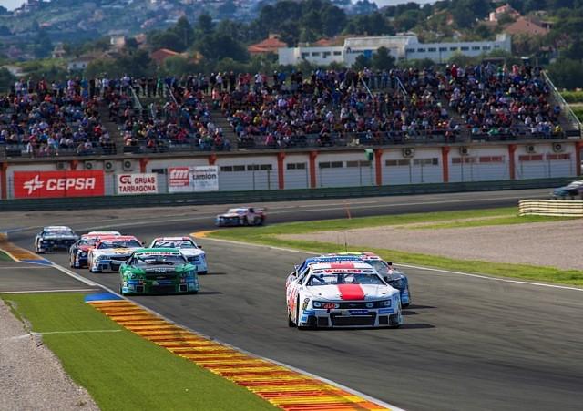 EURO NASCAR VALENCIA 2015 - 3