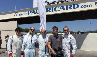 GDL Racing claims ninth overall place and a podium finish in the 997 class at 24H Paul Ricard