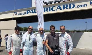 Nono posto assoluto e podio di classe per la GDL Racing nell'edizione inaugurale della 24 Ore del Paul Ricard