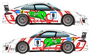 GDL Racing anticipates its debut in the Asian GT