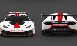 GDL Racing Team Asia issues a new challenge lining up in 2016 the Lamborghini Huracán Super Trofeo