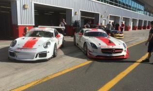 GDL Racing Team Asia returns to NGK Racing Series at Dubai