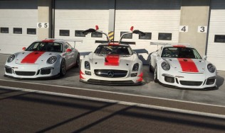 GDL Racing and GDL Racing Team Asia launch their assault to 2016 edition of 24H Dubai