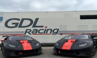GDL Racing makes its debut in the Lamborghini Blancpain Super Trofeo Europa