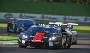 De Lorenzi-Necchi claim victory and Super GT Cup lead