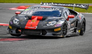 Rik Breukers takes it all at Silverstone for GDL Racing