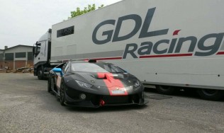 GDL Racing lines-up a Lamborghini Huracán at 24H Barcelona