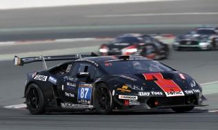 Il team GDL Racing Middle East inizia la stagione con una vittoria