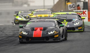 GDL SWEEPS ALL AT DUBAI IN THE SECOND ROUND OF THE LAMBORGHINI SUPER TROFEO MIDDLE EAST