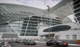 GDL RACING AIMS AT DOUBLE IN THE SECOND ROUND OF THE LAMBORGHINI SUPER TROFEO MIDDLE EAST