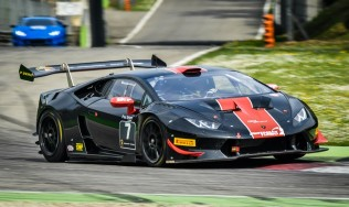 GDL lines up four cars in the Lamborghini Super Trofeo at Monza