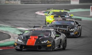 GDL makes its debut in the Lamborghini Super Trofeo Asia