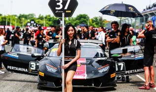 GDL Racing tops PRO-AM class in the Lamborghini Super Trofeo Asia