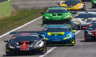 GDL Racing joins the field this weekend in the Lamborghini Super Trofeo Europa and in the Asian series