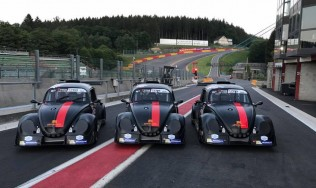 GDL Racing keeps up the Italian honour at 25H Fun Cup Spa