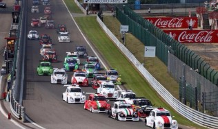 GDL Racing fields three cars in the 25H Fun Cup at Spa