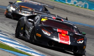 GDL Racing set for the fourth round of the Lamborghini Super Trofeo Asia at Fuji