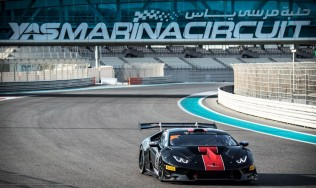 GDL Racing try it again in the Lamborghini Super Trofeo Middle East