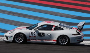 Bashar Mardini keeps the Porsche Carrera Cup Italia Michelin Cup class lead