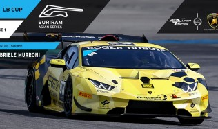 Gabriele Murroni takes a Race 1 dominant victory at Buriram