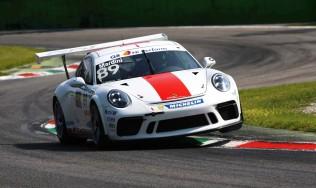 Bashar Mardini e la GDL Racing a Misano binomio da battere