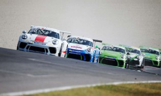 GDL Racing Mardini, Fulgenzi frontrunners in the fifth round of Carrera Cup Italia
