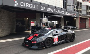 GDL Racing gears up for 24H Spa-Francorchamps assault