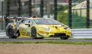 Obiettivo leadership per Gabriele Murroni in Giappone nel quarto doppio round del Lamborghini Super Trofeo Asia