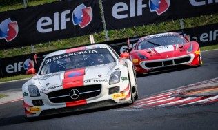 GDL Racing heads to Barcelona looking for a good result in the Blancpain Sports Club final round