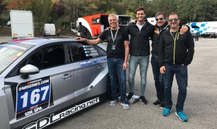 GDL Racing faces new challenge fielding an Audi RS3 LMS DSG car in the 12H Spa