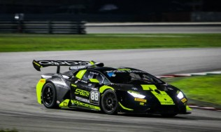 GDL Racing takes multiple podium in the Super Trofeo Asia