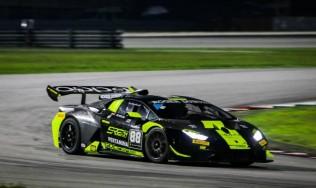 Pieno di podi a Sepang per la GDL Racing nel Super Trofeo Asia