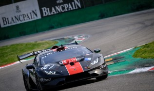 Roberto Rayneri returns to Blancpain GT Sports Club