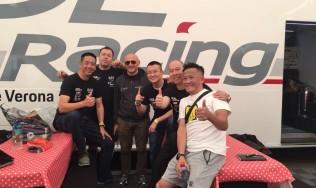 25H Spa: Formula 1 atmosphere in GDL Racing Team