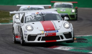 Mardini vows to do better at Vallelunga in the Carrera Cup round