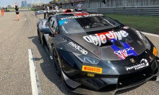 GDL Racing a segno in Cina nel Lamborghini Super Trofeo Asia