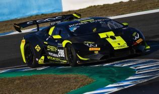 GDL Racing con Murroni nel gran finale di Jerez del Lamborghini Super Trofeo