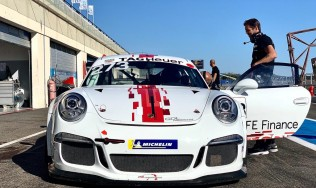 GDL Racing with Cordoni and Rayneri at Le Castellet