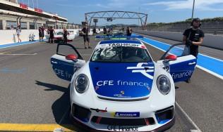 Cordoni dominates, Rayneri flies high in Porsche Sport Cup Suisse