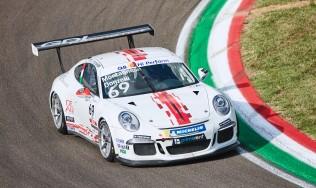 Carrera Cup Italia: doppio obiettivo per la GDL Racing nel quarto round di Vallelunga