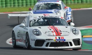 Four-car assault for GDL Racing in the Porsche Sports Cup Suisse opener